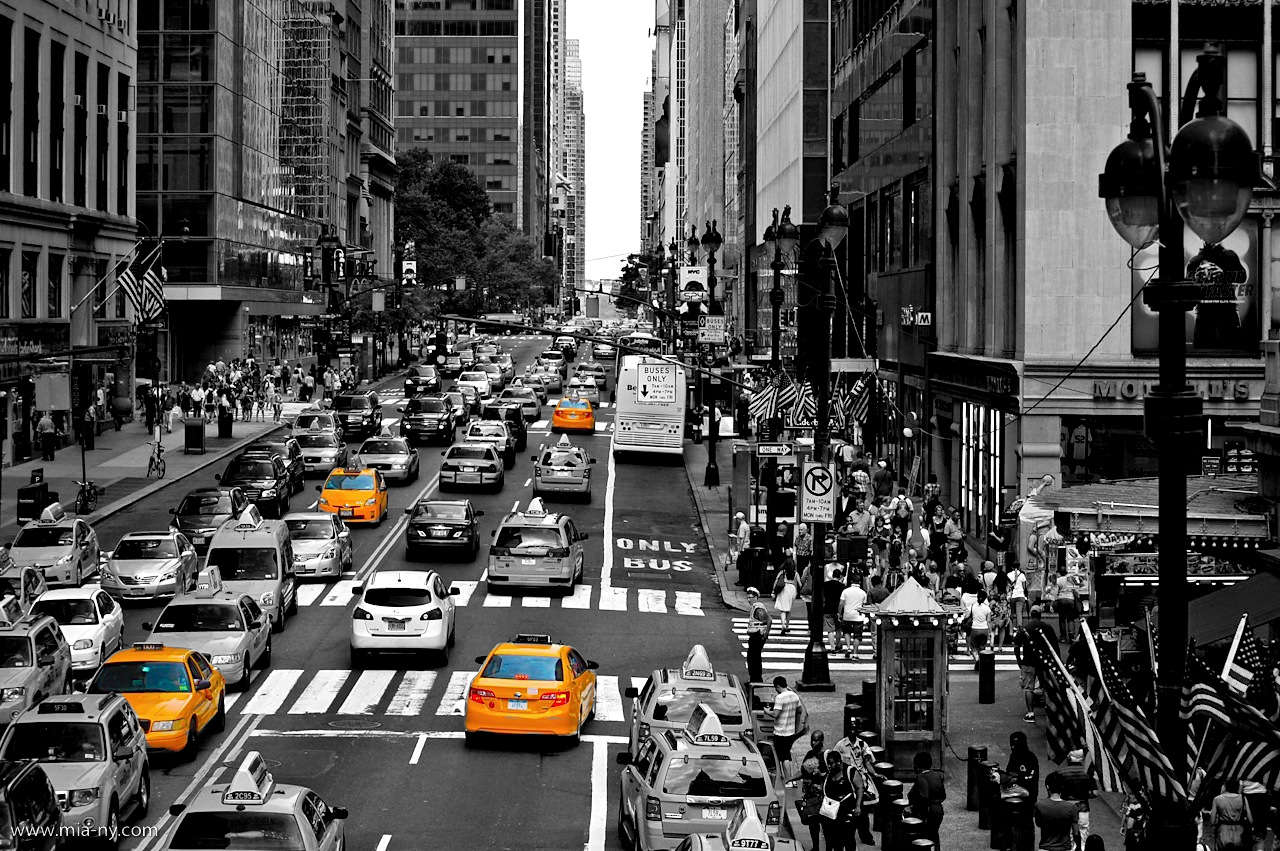 New york city black and white photography 0l 2